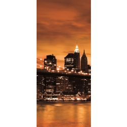 Brooklyn Bridge vlies poszter, fotótapéta 228VET /91x211 cm/