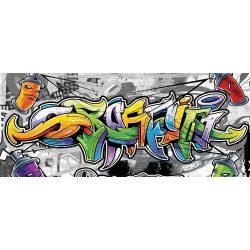 Graffiti poszter, fotótapéta 2295VEP /250x104 cm/