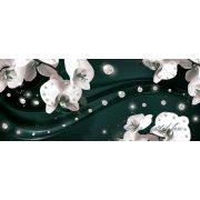 Virág minta poszter, fotótapéta 2310VEP /250x104 cm/