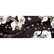 Virág minta poszter, fotótapéta 2311VEP /250x104 cm/