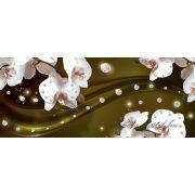 Virág minta poszter, fotótapéta 2312VEP /250x104 cm/
