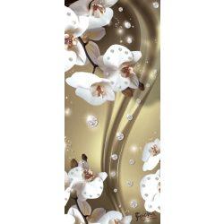 Virág minta öntapadós poszter, fotótapéta 2314SKT /91x211 cm/