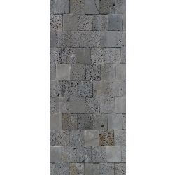 Kőfal vlies poszter, fotótapéta 2321VET /91x211 cm/