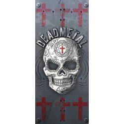 Koponya öntapadós poszter, fotótapéta 2326SKT /91x211 cm/
