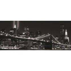 New York panoráma vlies poszter, fotótapéta 234VEP /250x104 cm/