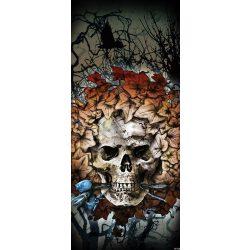 Koponya öntapadós poszter, fotótapéta 2368SKT /91x211 cm/