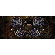 Rózsák vlies poszter, fotótapéta 2370VEP /250x104 cm/