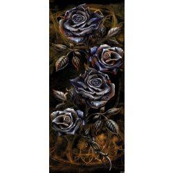 Rózsák vlies poszter, fotótapéta 2370VET /91x211 cm/