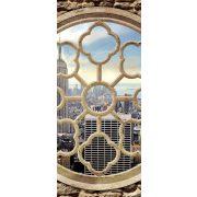 New York ablakból vlies poszter, fotótapéta 2395VET /91x211 cm/