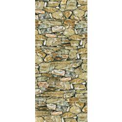Kőfal vlies poszter, fotótapéta 244VET /91x211 cm/