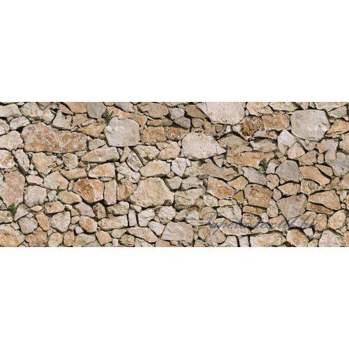 Kőfal poszter, fotótapéta 246VEP /250x104 cm/