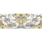 Gyémánt minta vlies poszter, fotótapéta 2493VEEXXL /624x219 cm/