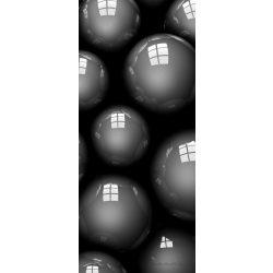 Absztrakt 3D vlies poszter, fotótapéta 2508VET /91x211 cm/