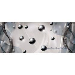 Absztrakt minta poszter, fotótapéta 2602VEP /250x104 cm/