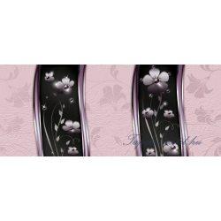 Virág minta poszter, fotótapéta 2615VEP /250x104 cm/