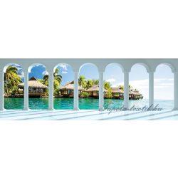 Hawaii vlies poszter, fotótapéta 2675VEEXXL /624x219 cm/
