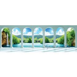 Laguna vlies poszter, fotótapéta 2682VEEXXL /624x219 cm/
