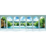 Laguna vlies poszter, fotótapéta 2682VEEXXXL /832x254 cm/