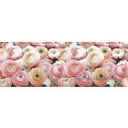 Rózsák vlies poszter, fotótapéta 2683VEEXXL /624x219 cm/