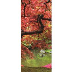 Virágzó fa öntapadós poszter, fotótapéta 270SKT /91x211 cm/