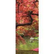 Virágzó fa vlies poszter, fotótapéta 270VET /91x211 cm/