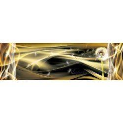 Absztrakt pitypang vlies poszter, fotótapéta 2716VEEXXL /624x219 cm/