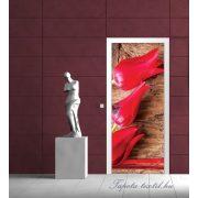 Tulipánok öntapadós poszter, fotótapéta 272SKT /91x211 cm/