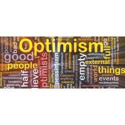 Optimism poszter, fotótapéta 274VEP /250x104 cm/