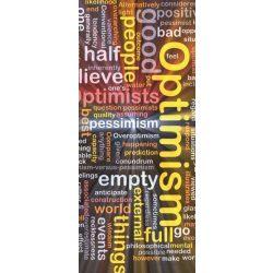 Optimism vlies poszter, fotótapéta 274VET /91x211 cm/