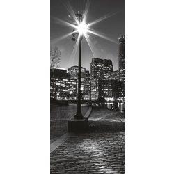 Éjszakai város öntapadós poszter, fotótapéta 275SKT /91x211 cm/
