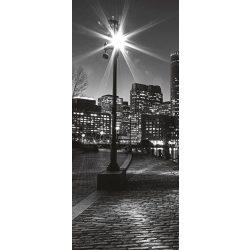 Éjszakai város vlies poszter, fotótapéta 275VET /91x211 cm/