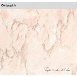 Alkor Cortes  pink öntapadós tapéta 45 cm x 15 m