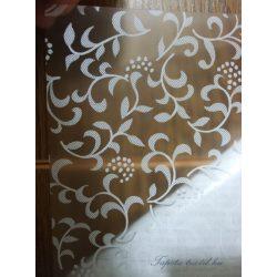 Alkor Sonja transparent öntapadós tapéta 67,5 cm x 15 m