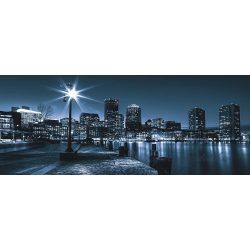 Éjszakai város poszter, fotótapéta 283VEP /250x104 cm/