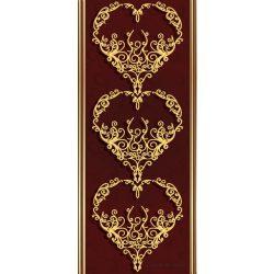 Barokk minta öntapadós poszter, fotótapéta 2860SKT /91x211 cm/