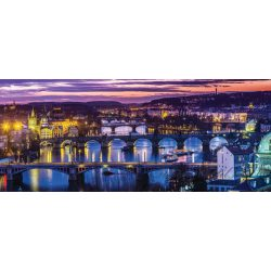 Prága poszter, fotótapéta 2877VEP /250x104 cm/