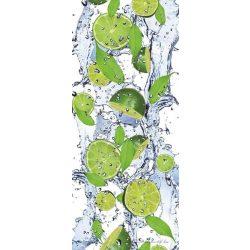 Lime vlies poszter, fotótapéta 288VET /91x211 cm/