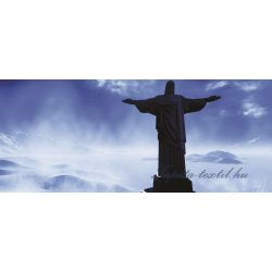 Jézus Rio De Janeiro vlies poszter, fotótapéta 289VEP /250x104 cm/