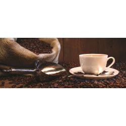 Kávé poszter, fotótapéta 291VEP /250x104 cm/