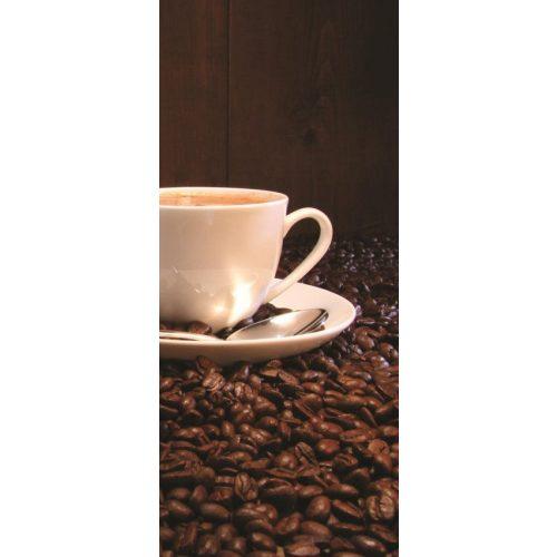 Kávé vlies poszter, fotótapéta 291VET /91x211 cm/