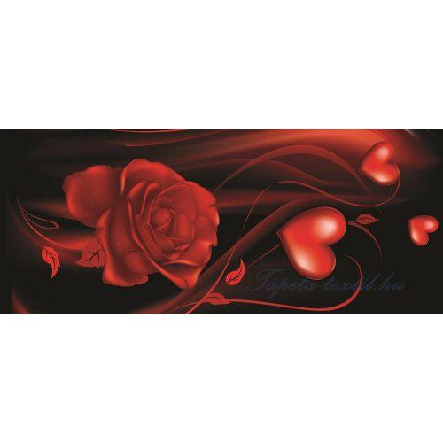 Virág minta poszter, fotótapéta 300VEP /250x104 cm/