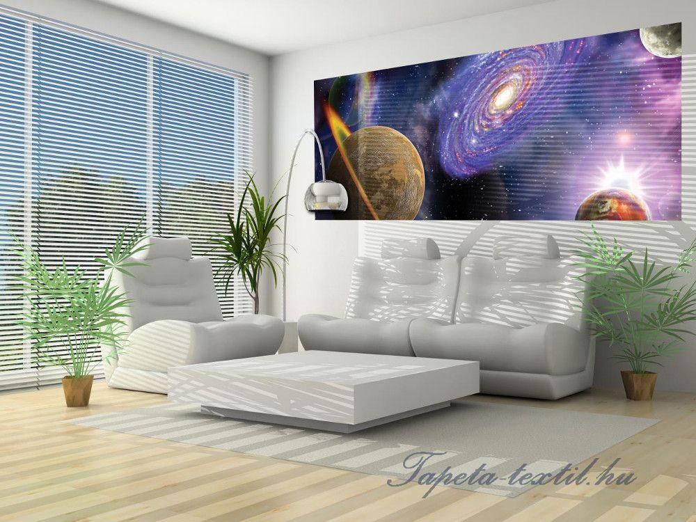 Univerzum poszter, fotótapéta 309VEP /250x104 cm/ - Tapéta és ...