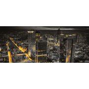View City Aerial poszter, fotótapéta 326VEP /250x104 cm/