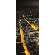 View city Ariel vlies poszter, fotótapéta 326VET /91x211 cm/