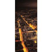 View city Ariel vlies poszter, fotótapéta 327VET /91x211 cm/