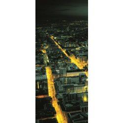 View city Ariel vlies poszter, fotótapéta 328VET /91x211 cm/