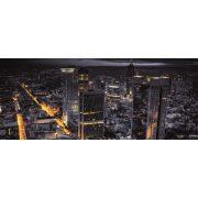 View City Aerial poszter, fotótapéta 329VEP /250x104 cm/