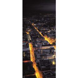 View city Ariel vlies poszter, fotótapéta 329VET /91x211 cm/