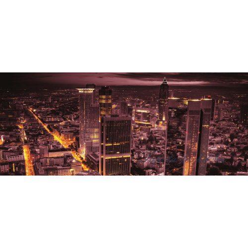 View City Aerial poszter, fotótapéta 331VEP /250x104 cm/