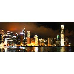 City Lights papír poszter, fotótapéta 4-003VEP /250x104 cm/